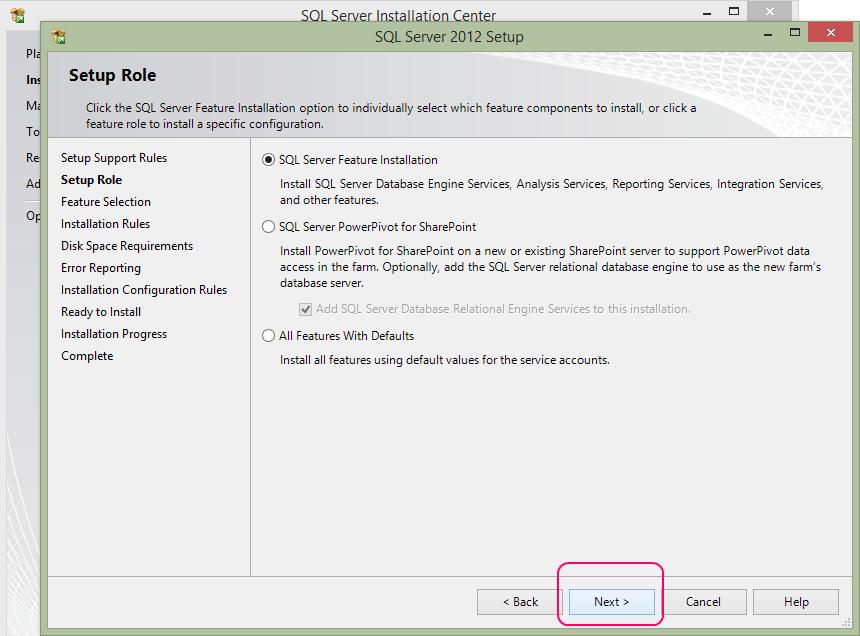 Error installing SQL Express 2012, or Error installing SQL